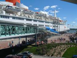 Cruise Ship Gangways